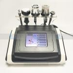 5 in 1 ultrasound rf vacuum cavitation slimming machine